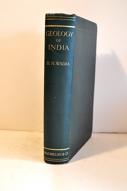 Wadia, D. N.; Geology of India for students, 1919.