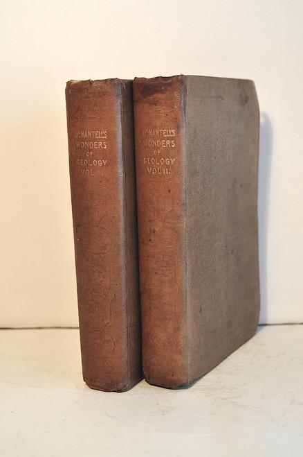 Mantell, Gideon Algernon; The Wonders of Geology, London, 1839