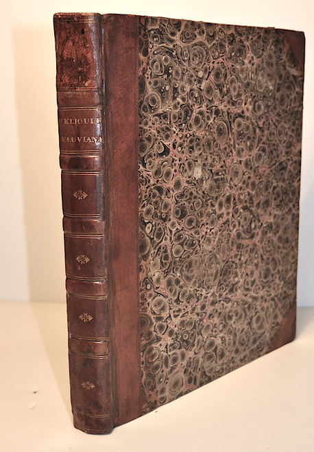 Buckland, William; Reliquiae Diluvianae. Or, Observations on the Organic Remains contained in the Caves, Fissures, and Diluvial Gravel, and on other Geological Phenomena; attesting the action of an Universal Deluge.  London, 1823.