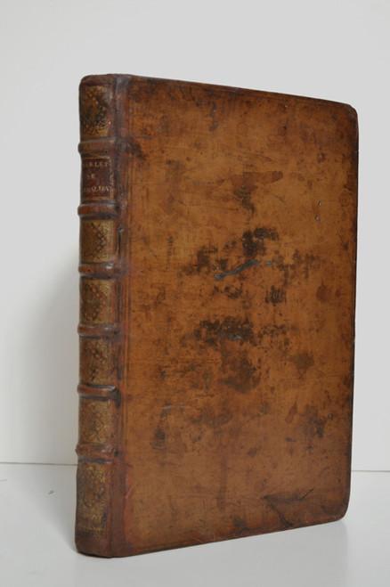 Rare Science Book:  Walter Gualteri; (Charleton); Exercitationes de Differentii & Nominbus Animalium. Quibus Accedunt Mantissa Anatomica et quaedam de variis Fossilium Generibus..Oxford: At the Sheldonian Theatre, 1677.