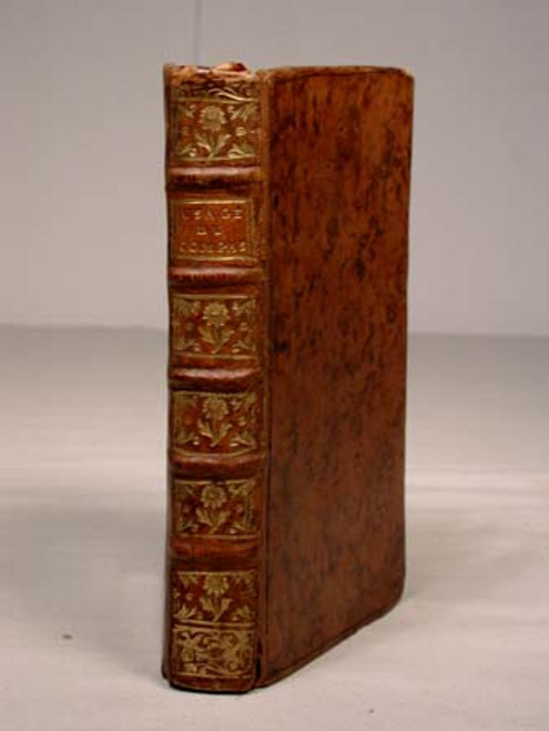 Rare Book by Ozanam, Jacques; L'Usage du Compas de Proportion, et de L'Instrument Universal . . . . Paris, Quay des Augustins, 1748.