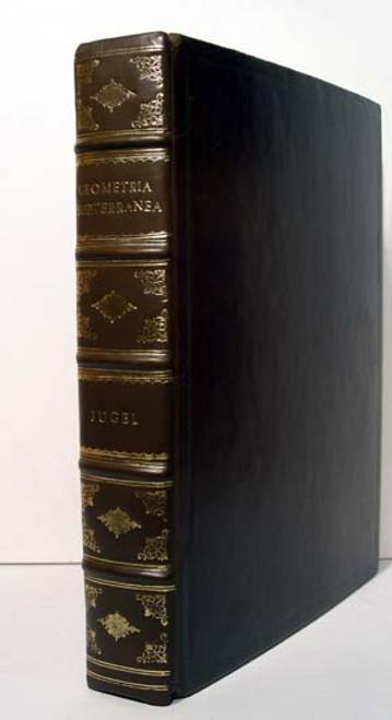 Rare Mining Book by Johann Gottfried Jugel; Geometria subterranea oder untererdische Messkunst der Berg- und Grubengebäude, insgemein die markscheidekunst genannt, Leipzig 1773