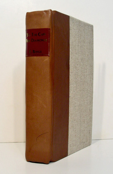 Rare Gem Book by Boyle, Frederick; To the Cape for Diamonds. London, Chapman & Hall, 1873.
