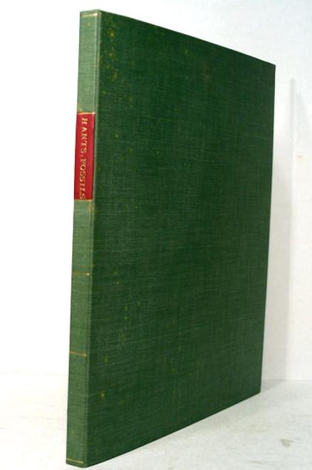 Rare paleontology Book, Solander, Daniel Carlsson (catlogue of the Gustavos Brander collection) ; Fossilia Hantoniensia Collecta, et in Musaeo Britannico Deposita, a Gustavo Brander. 1766