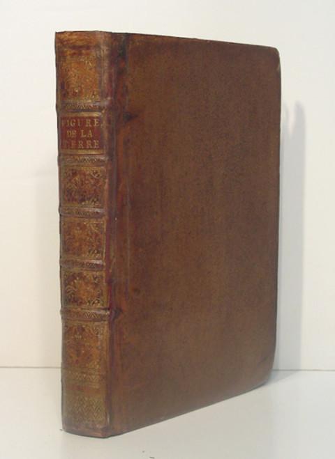 Rare Science Book: Pierre Bouguer; La Figure de la Terre, 1749.