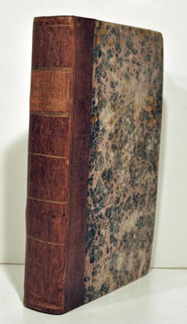 Rare geology book: Bertrand, Louis; Renouvellemens périodiques des continens terrestres..1803