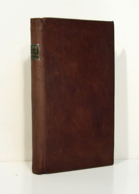 Rare Mining Book: George Abbott - An Essay on the Mines of England
