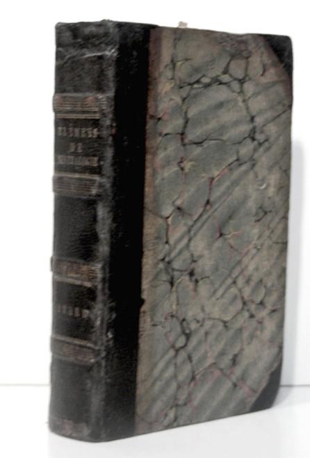 Rare Mineralogy Book: Brard, Cypien Prosper; Nouveaux Éléments De Minéralogie, Ou Manuel Du Minéralogiste Voyageur..1824