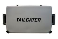 Gray Tailgater Lid