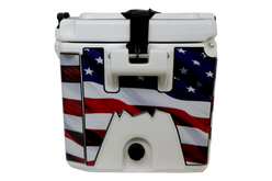 USA Stars & Stripes Sidekick Side [USA Stars & Stripes]