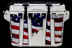 USA Stars & Stripes Sidekick Front [USA Stars & Stripes]