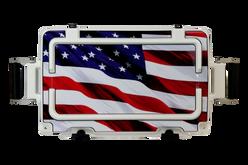 USA Stars & Stripes Companion Lid [USA Stars & Stripes]