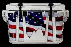 USA Stars & Stripes Companion Front [USA Stars & Stripes]