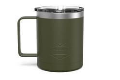 12 oz OD Green Camp Mug Front [OD Green]