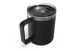12 oz Black Camp Mug Iso [Black]