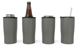Charcoal Quad Drink Caddy Iso [Charcoal]