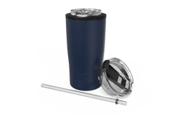 Navy Quad Drink Caddy Front [Navy]