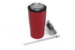 Red Quad Drink Caddy Iso[Red]