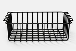 Front Basket View [88 qt Journey]