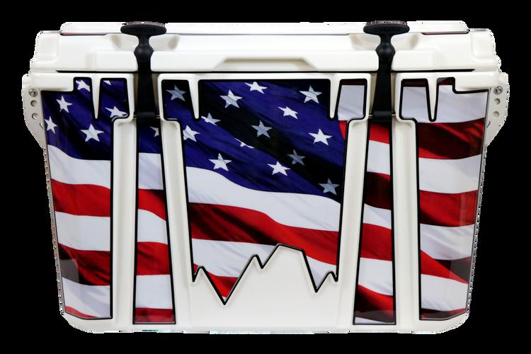 USA Stars & Stripes Adventurer Front [USA Stars & Stripes]