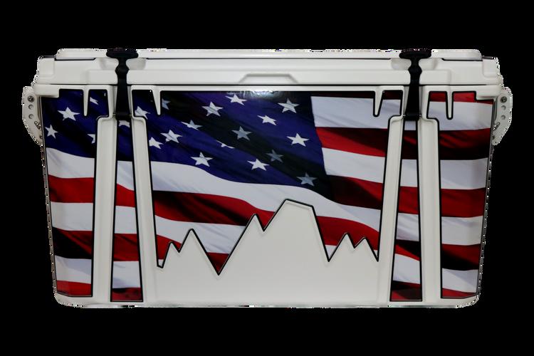 USA Stars & Stripes Journey Front [USA Stars & Stripes]
