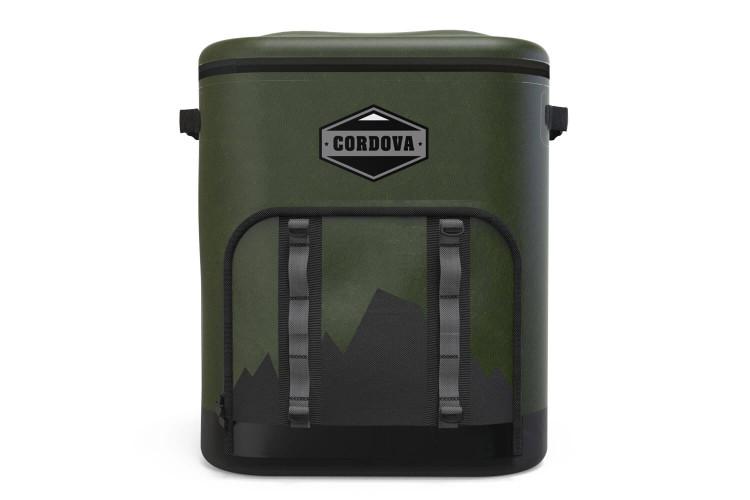 OD Green Voyager Backpack Cooler Front [OD Green]
