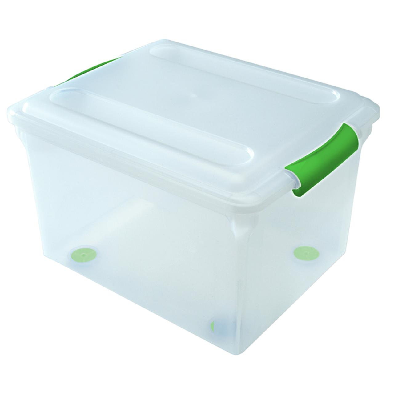 Store & Slide File Box