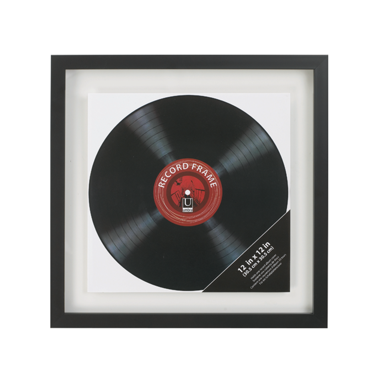 cd4468e40dfc Record Frame 12x12