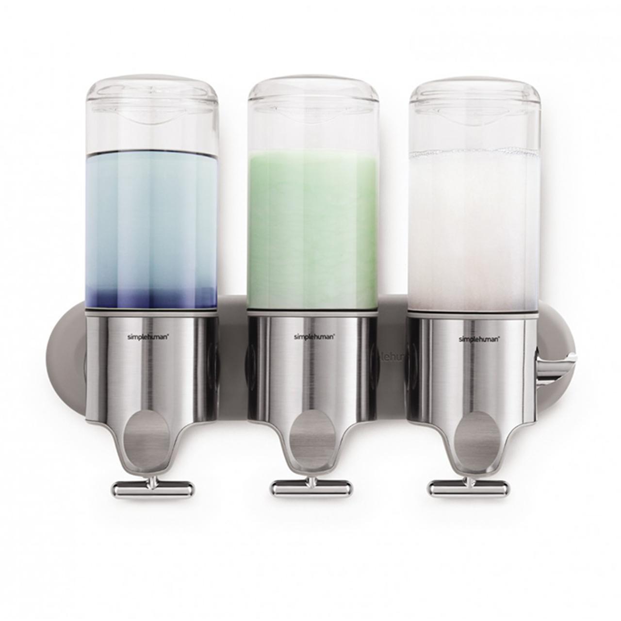 8e00fa591653 Shower Triple Dispenser