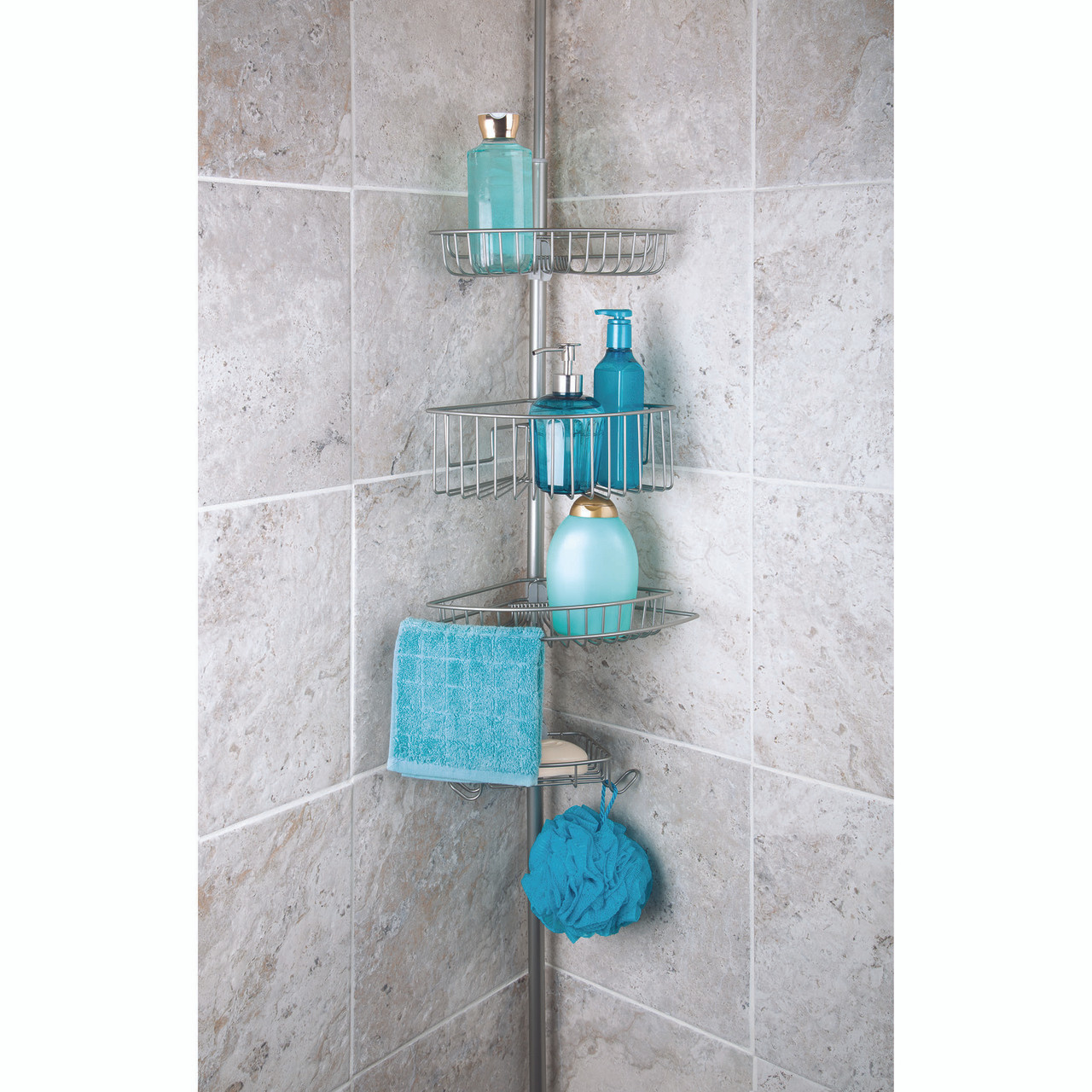 Lakeview Tension Caddy Solutions Your Organized Living Store