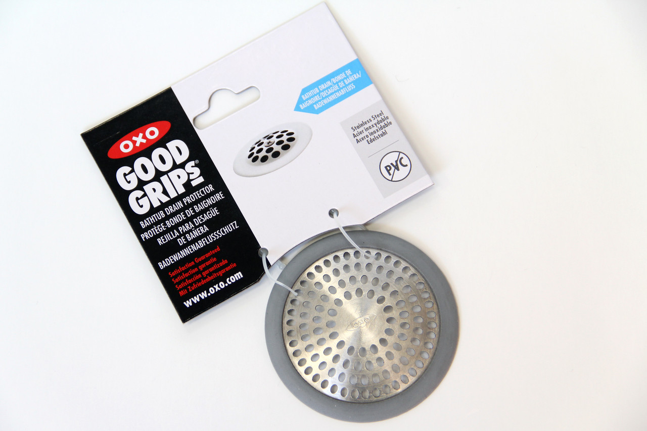 Oxo Bathtub Drain Protector Solutions Your Organized Living Store