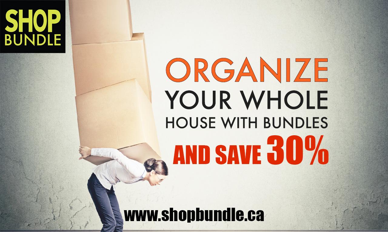 Bundle Up and save 30%