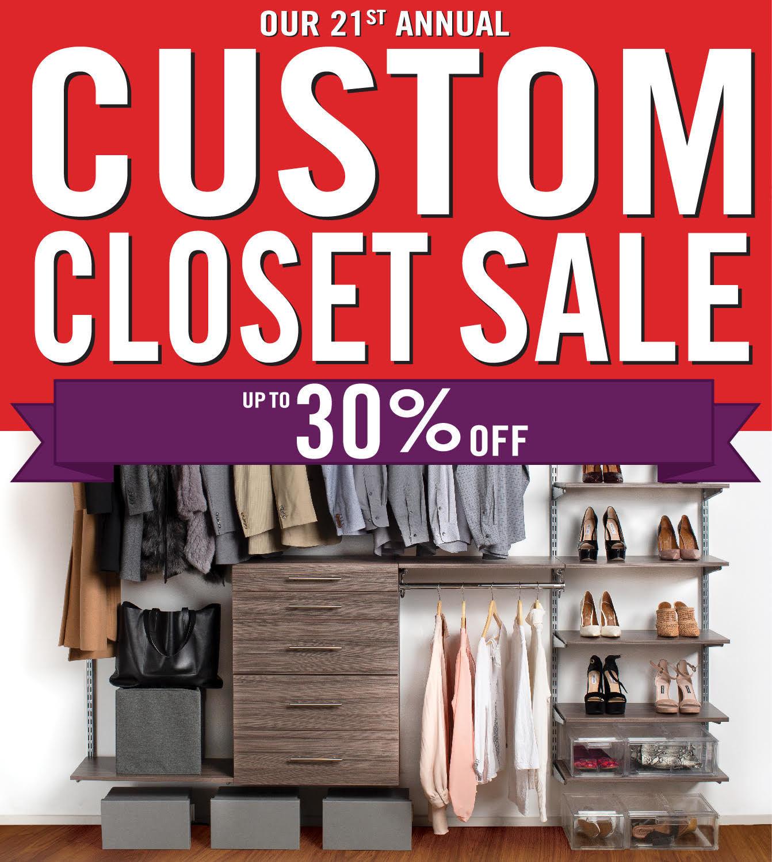 Closet Sale 2020