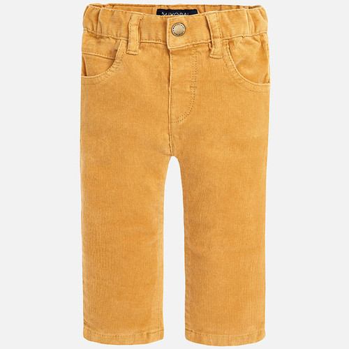 Boys Corduroy trousers slim fit