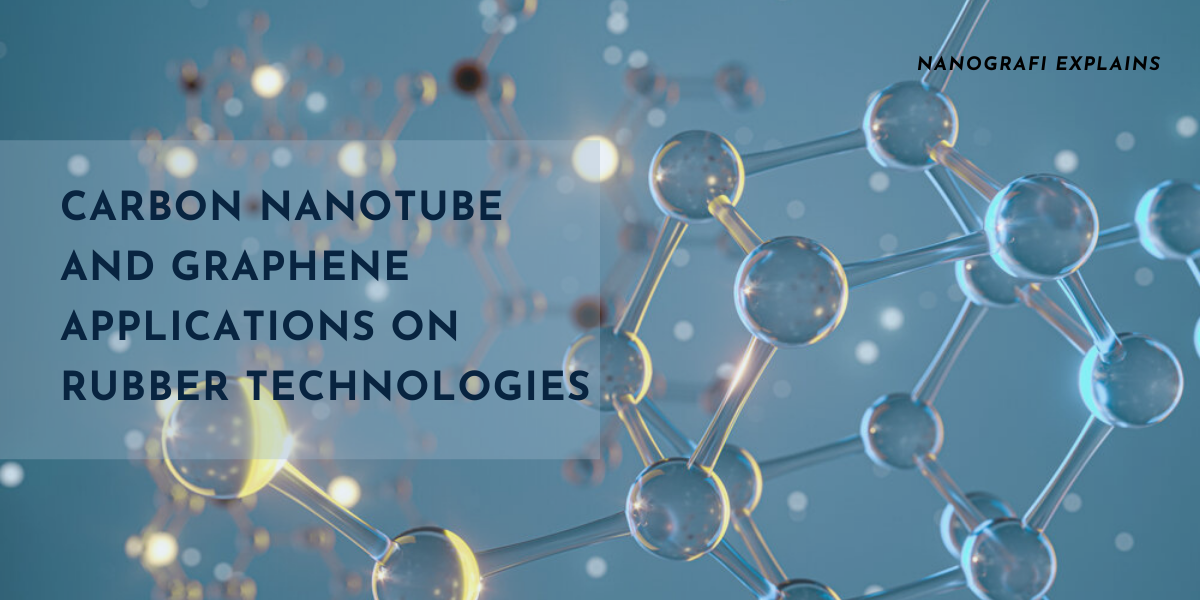 Carbon nanotube and graphene applications on rubber technologies