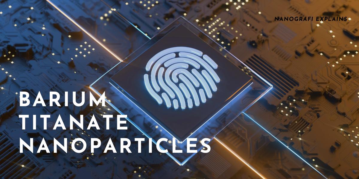 Barium titanate nanoparticles