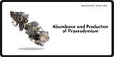 Abundance and Production of Praseodymium