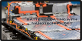 Battery Coating with Nanotechnology