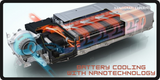 Battery Cooling with Nanotechnology