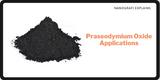 Applications of Praseodymium Oxide