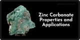 Zinc Carbonate Properties and Applications