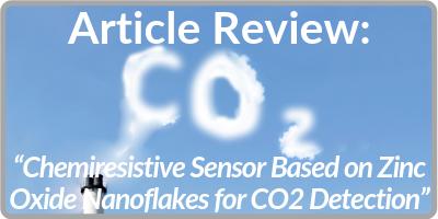 Zinc Oxide CO2 Sensors: An Article Review