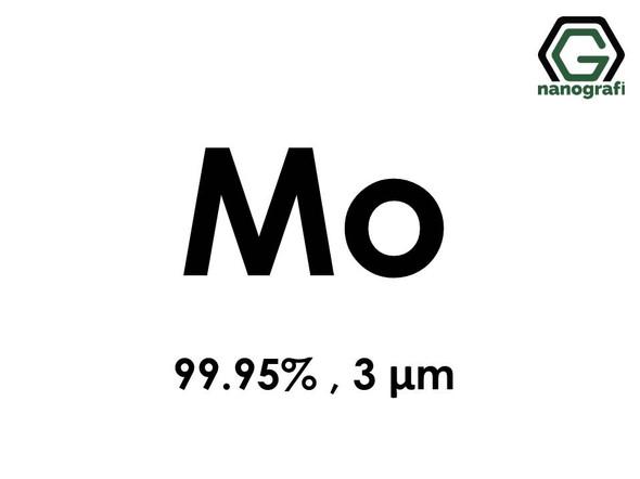 Mo(Molybdenum) Micron Powder,3 micron, 99.95 %