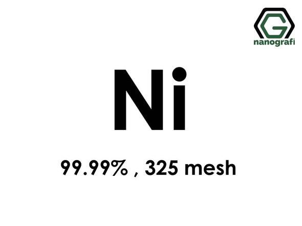 Ni(Nickel) Micron Powder, 325 Mesh, 99.99 %