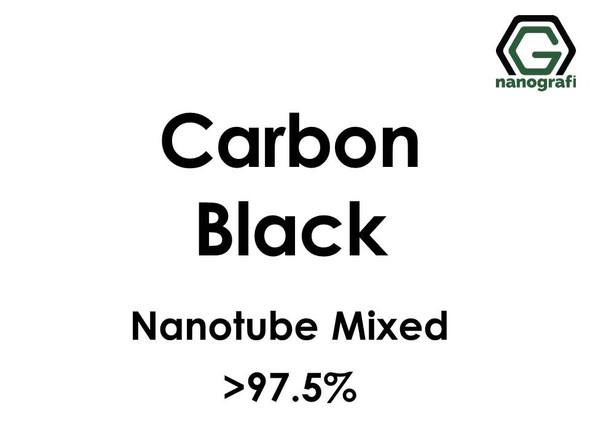 Carbon Black & Carbon Nanotube Mixed, Purity: >97.5%- NG04EO0704