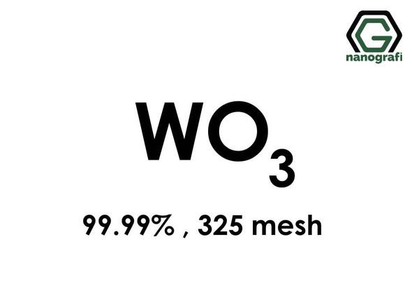 WO3(Tungsten Trioxide) Micron Powder, 325 mesh, 99.99 %