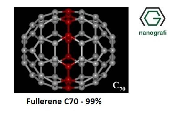Fullerene-C70 Purity: 99%