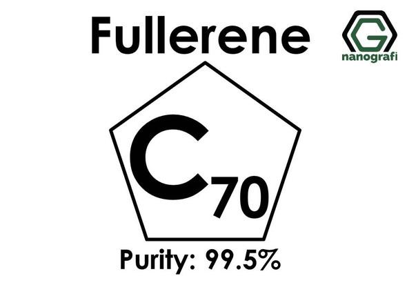 Fullerene-C70, Purity: 99.5%