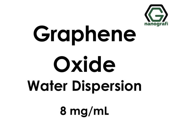 Graphene Oxide dispersion,8 mg/mL, in H2O