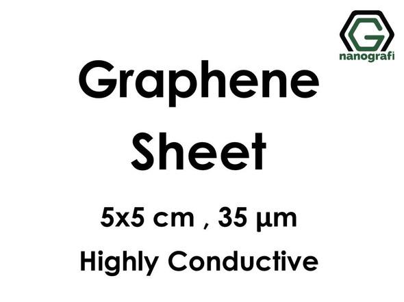 Graphene Sheet 5cm x 5cm